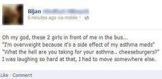 Astma... ROFL