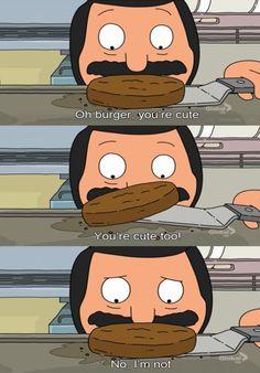 bob's burgers / bob belcher