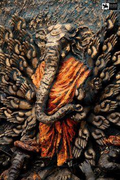 Lord Ganesha Paintings, Lord Shiva Painting, Ganesha Art, Clay Ganesha, Krishna Art, Shri Ganesh Images, Ganesha Pictures, Ganesh Wallpaper, Lord Shiva Hd Wallpaper