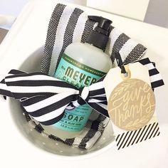 DIY Hostess Gift Idea + Thanksgiving Holiday Blog Hop — Hey Thuy