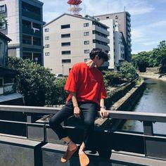Korean Fashion Men, Ulzzang Fashion, Korean Men, Boy Fashion, Korean Boys Ulzzang, Ulzzang Boy, Korean Girl, Boy Tumblr, Witcher Wallpaper