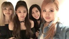 INSTAGRAM/INFO] Idols and Friends Show Support to BLACKPINK ...