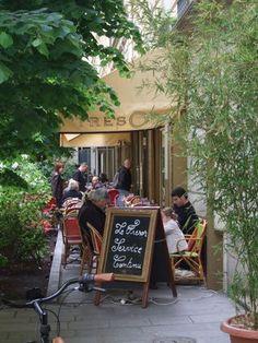 Le Marais, Le Trésor, restaurant, rue du Trésor, Paris IV