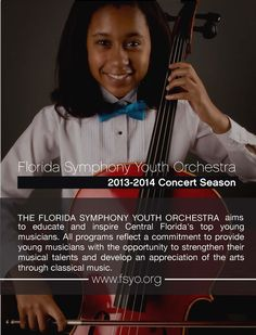 Experience the talent of some of Orlando's youngest musicians at Yelp's Bohemian Bash! Enjoy an evening stroll at The Acre to the sounds of the Florida Symphony Youth Orchestra. Beautiful! #YelpOrlandoBB