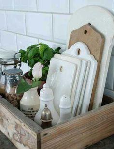 Coffee Potato/onion & utensils