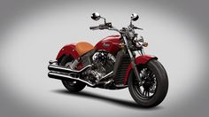 Newly released Indian Scout.