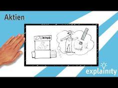 Aktien einfach erklärt (by explainity®) - YouTube