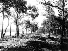 Florida Memory - Bay Shore Drive - Valparaiso, Florida  January 1, 1920