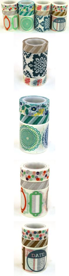 My Minds Eye Now and Then Washi Tape Mega Pack.  78% OFF at www.peachycheap.com!