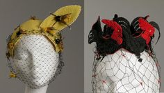Bes-Ben Rooster and Bumble Hats - Couture and Accessories | Doyle Auction House