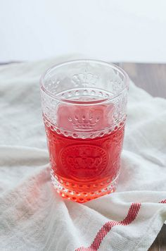 酸梅汤Syrup Of Plum