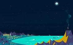 Google Now - Beach Night | Flickr - Photo Sharing!