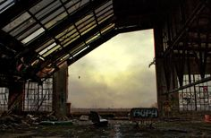 The Derelict Packard Automotive Plant of Industrially Abandoned Detroit – Abandoned Playgrounds