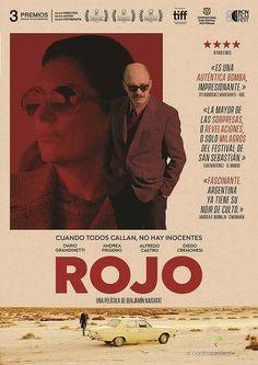 """""""ROJO"""" unha película de Benjamín Naishtat"""