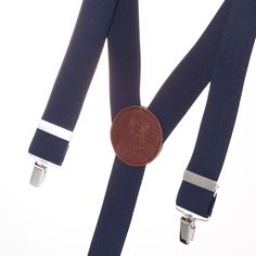 Bretelles larges Marine 35 MM Navy Large Suspenders 35 MM  http://www.lecolonelmoutarde.com/fr/bretelles/bretelles-bleu-marine-large-30-mm-449.html