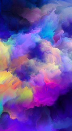 Unique Wallpaper, Pretty Wallpapers, Rainbow Images, Apple Wallpaper, Trippy, Iphone, Fractals, Psychedelic, Pastel