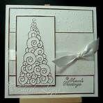 Memory Box Card winterland tree photo - Bing Imagens
