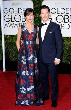 Theatre-director-Sophie-Hunter-and-actor-Benedict-Cumberbatch-arrive-to-the-72nd-Annual-Golden-Globe-Awards.jpg (615×954)