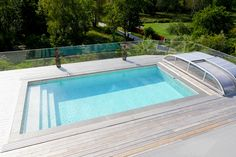 Outdoor Spa, Outdoor Decor, Pool Decks, Garden Pool, Pool Houses, The Hamptons, Pergola, Villa, Cottage