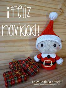 Border on hat.ws of sc Crochet Santa, Christmas Crochet Patterns, Crochet Gifts, Crochet Toys, Christmas Yarn, Nordic Christmas, Christmas And New Year, Christmas Ornaments, Santa Claus Toys
