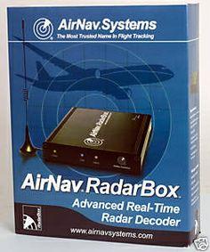 Flugsimulationsprogramme AIRNAV RADARBOX 2009 ein PC-Empfänger für die Mode-S/ADS-B Bake von Verkehrsflugzeugen auf 1090MHz.   Für den Flugsportbegeisterten, Hobbypiloten und Enthusiasten!