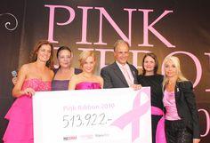 Ein Sieg in Pink - Die Pink Ribbon Gala 2014 | look! - das Magazin für Wien