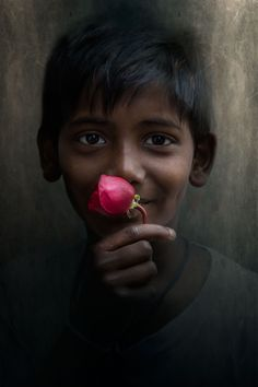 The boy with a flower by Gianstefano Fontana Vaprio on 500px