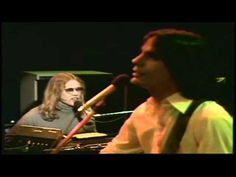 Warren Zevon and Jackson Browne - Mohammed's Radio - Live 1976 (HD)