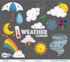 This listing is for 24 design elements. This digital clipart set is perfect for use in greeting cards, scrapbooking, party invitations, decorations, and more!!  - You will get 24 Digital Clip Art images in PNG format in 12 inches size - High Resolution of 300dpi - Watermark will not be on digital images purchased  *If you need any other format such as ai or eps feel free to send a message and we will be happy to help   TERMS OF USE-  • Commercial Use:  There are two options for commercial…