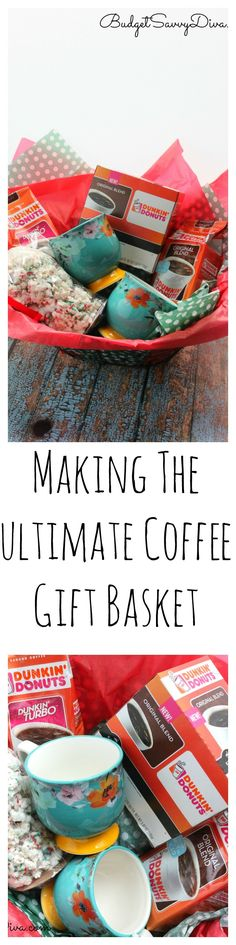 DIY – Making The Ultimate Coffee Gift