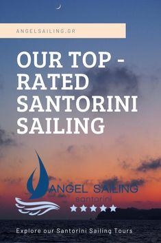 Looking for the best Santorini Sailing Tours? Explore the Santorini Caldera with Angel Sailing and forge lifetime moments! Santorini Caldera, Boat Tours, Sailing, Cruise, Angels, Good Things, In This Moment, Activities, Explore