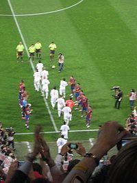 Clásico del fútbol español - Wikipedia, la enciclopedia libre