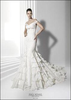vestidos de novias flamencos Raul novias