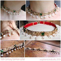 Renaissance Jewelry, Medieval Jewelry, Ancient Jewelry, Antique Jewelry, Vintage Jewelry, Jewelry Art, Jewelry Accessories, Jewelry Design, Jewlery