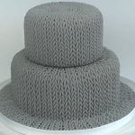 """Think You Can't Bake a """"Knitted Cake"""""""