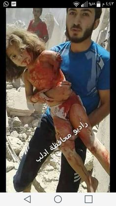 Russian , Iranian terror .. This what happened to our children in Syria , to keep the criminal in power . #UN_Terrorism_Org