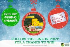 Backyard Chicken Coops Chickmas Giveaway! http://www.backyardchickencoops.com.au/chickmas-giveaway-2015?lucky=1183