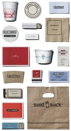 ABC / pieces of danny meyer's empire — Designspiration
