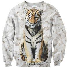 Sweatshirts - Rice Tiger Sweater