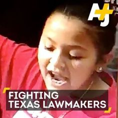 This nine-year-old lectured Texas lawmakers about the anti-sanctuary city SB4 la #news #alternativenews