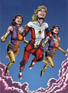 Saturn Girl screenshots, images and pictures - Comic Vine