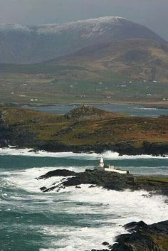Valentia Island,  Co. Kerry
