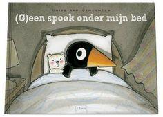 hilarisch prentenboek '(g)een spook onder mijn bed'