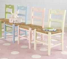Cottage Chairs, Set Of 2  Regular $135.00 SALE $79.99    kids playroom