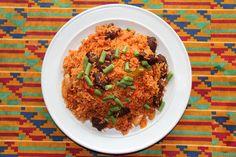 ghanaian jollof rice - Google Search