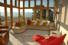 Beautiful sun porch