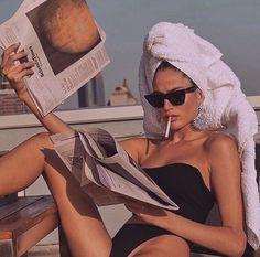 Boujee Aesthetic, Bad Girl Aesthetic, Aesthetic Collage, Aesthetic Vintage, Aesthetic Pictures, Aesthetic Fashion, Aesthetic Coffee, Summer Aesthetic, Shooting Photo Vintage