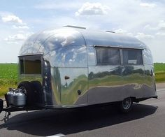 I've been meaning to share with you all myspring acquisition of a 1959 Airstream Globetrotter. I've wanted an Airstream for some time now but really didn't start seriously lookin…