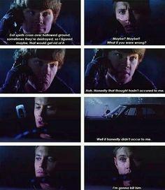 Hahaha Dean