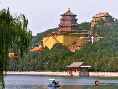Summer Palace in the Forbidden City - Beijing, China